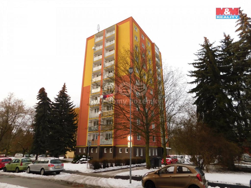 Pronájem 3+1, Karlovy Vary - Krymská, 11000 Kč, 56