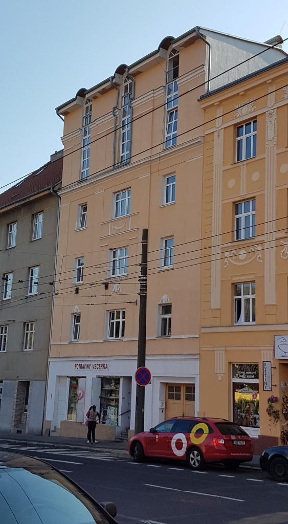 Spolubydelní 1 lůžko, Ústí nad Labem - Masarykova, 3500 Kč, 13 m2
