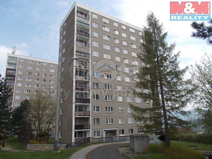 Pronájem 2+kk, Ústí nad Labem - Šrámkova, 8000 Kč, 50 m2