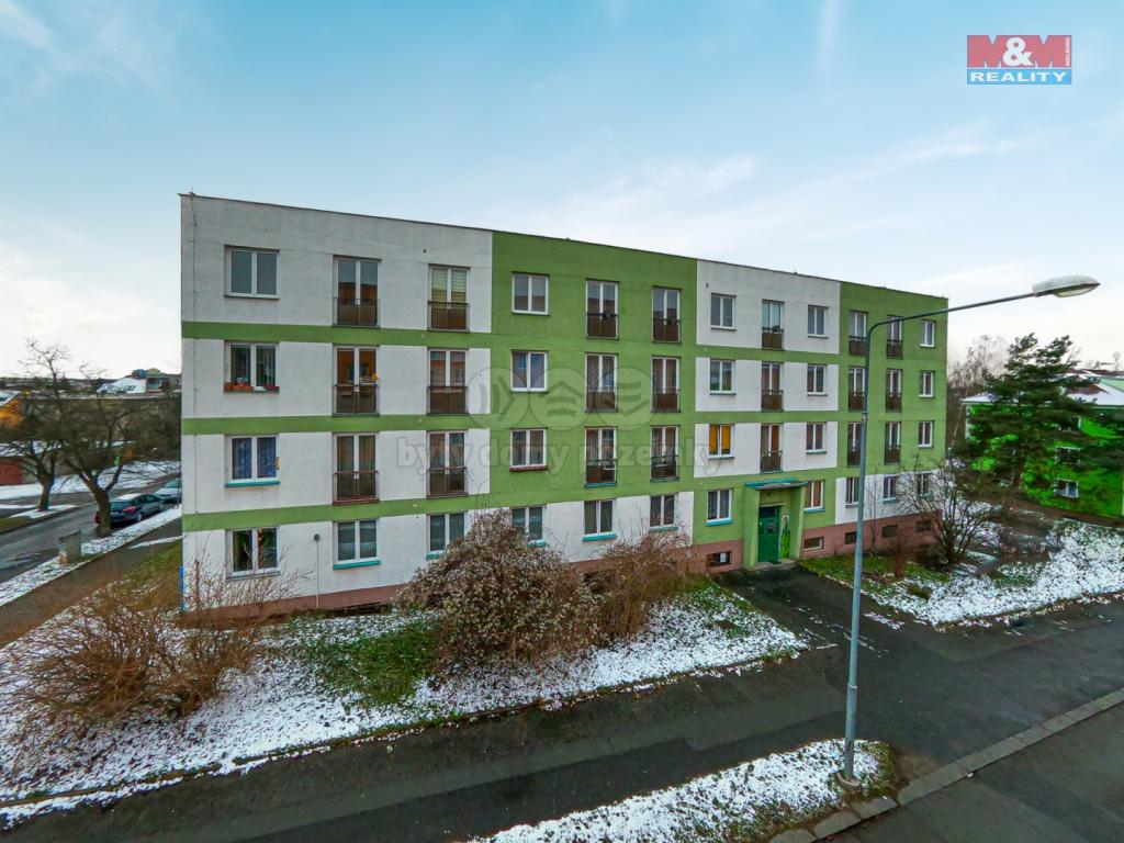Pronájem 1+1, Plzeň - Zahradní, 8500 Kč, 32 m2