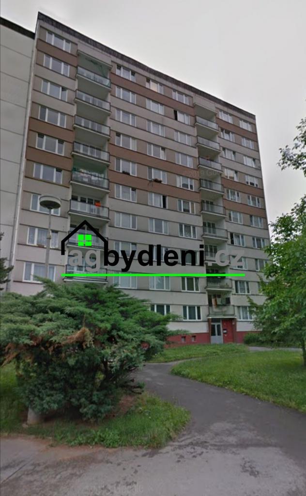 Pronájem 1+1, Plzeň - Vojanova, 7000 Kč, 36 m2