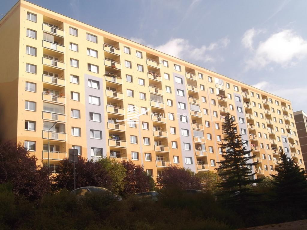 Pronájem 2+kk, Ústí nad Labem - Brandtova, 6500 Kč, 40 m2