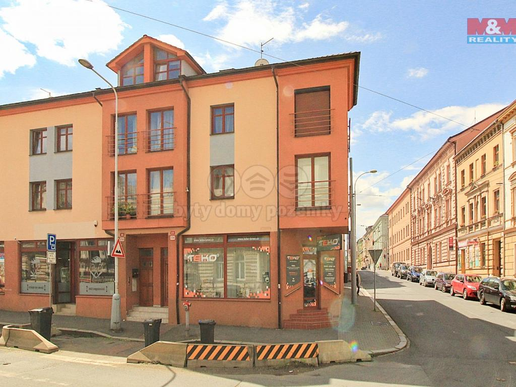 Byt 4+kk na pronájem, Plzeň