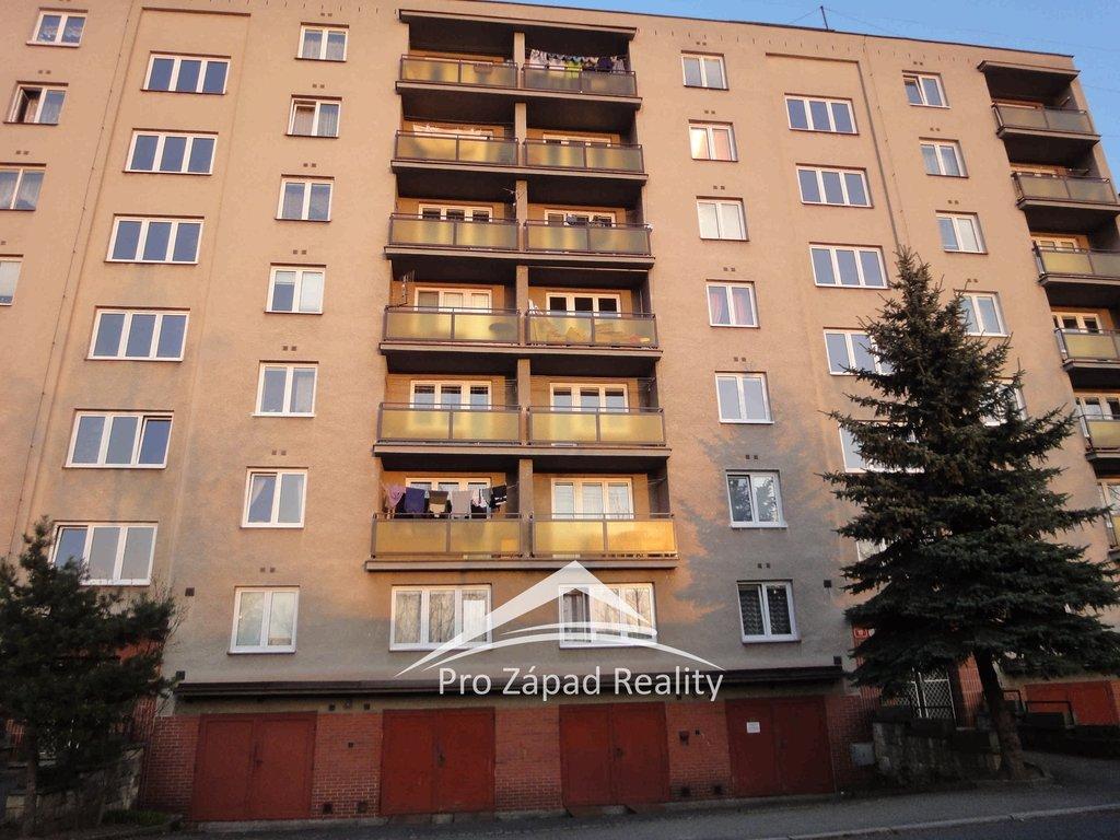 Pronájem 1+1, Plzeň - Karla Vokáče, 8500 Kč, 46 m2