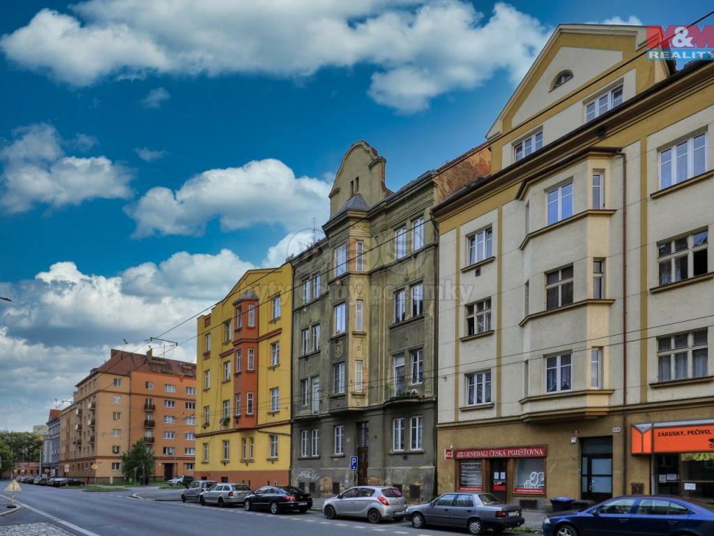 Pronájem 3+kk, Plzeň - Dobrovského, 12500 Kč, 78