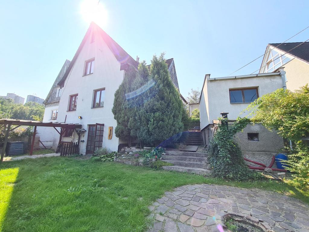 Pronájem dům, Liberec - Čapkova, 22000 Kč, 190 m2