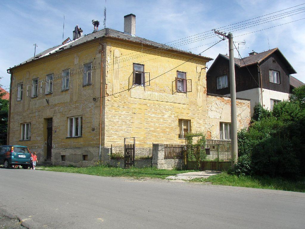 Pronájem 2+1, Kynšperk nad Ohří - , 4000 Kč, 50 m2