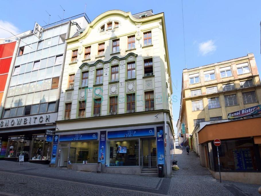 Byt 1+kk na pronájem, Liberec