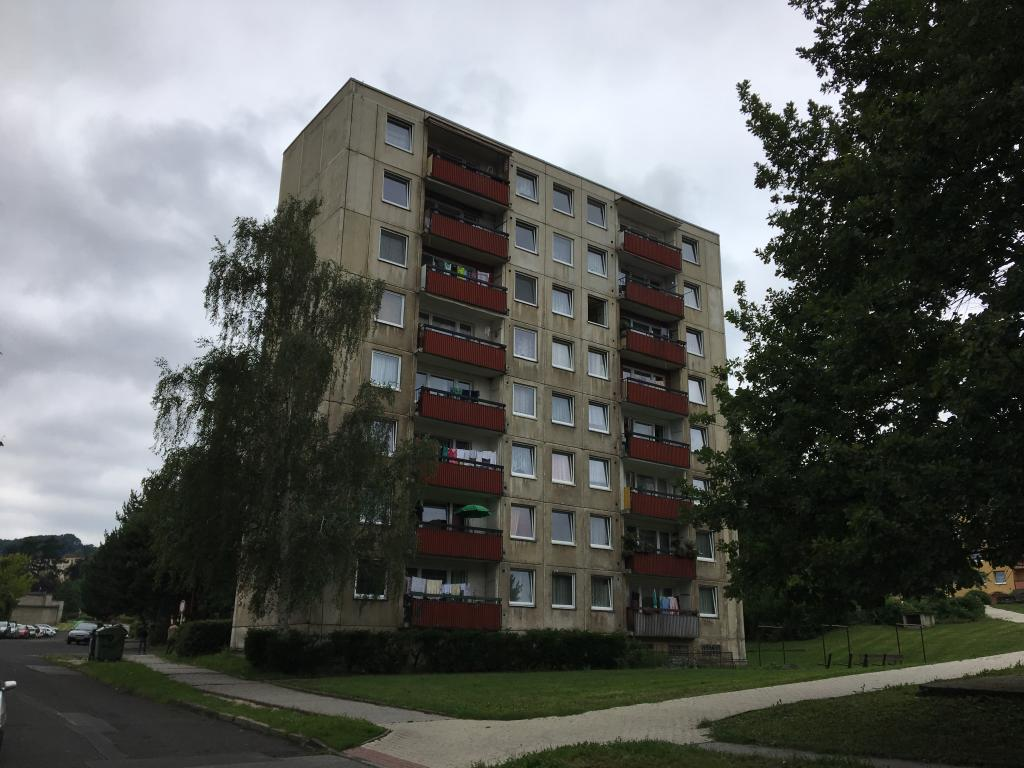 Pronájem 1+kk, Ústí nad Labem - Dr. Horákové, 3242 Kč, 33 m2