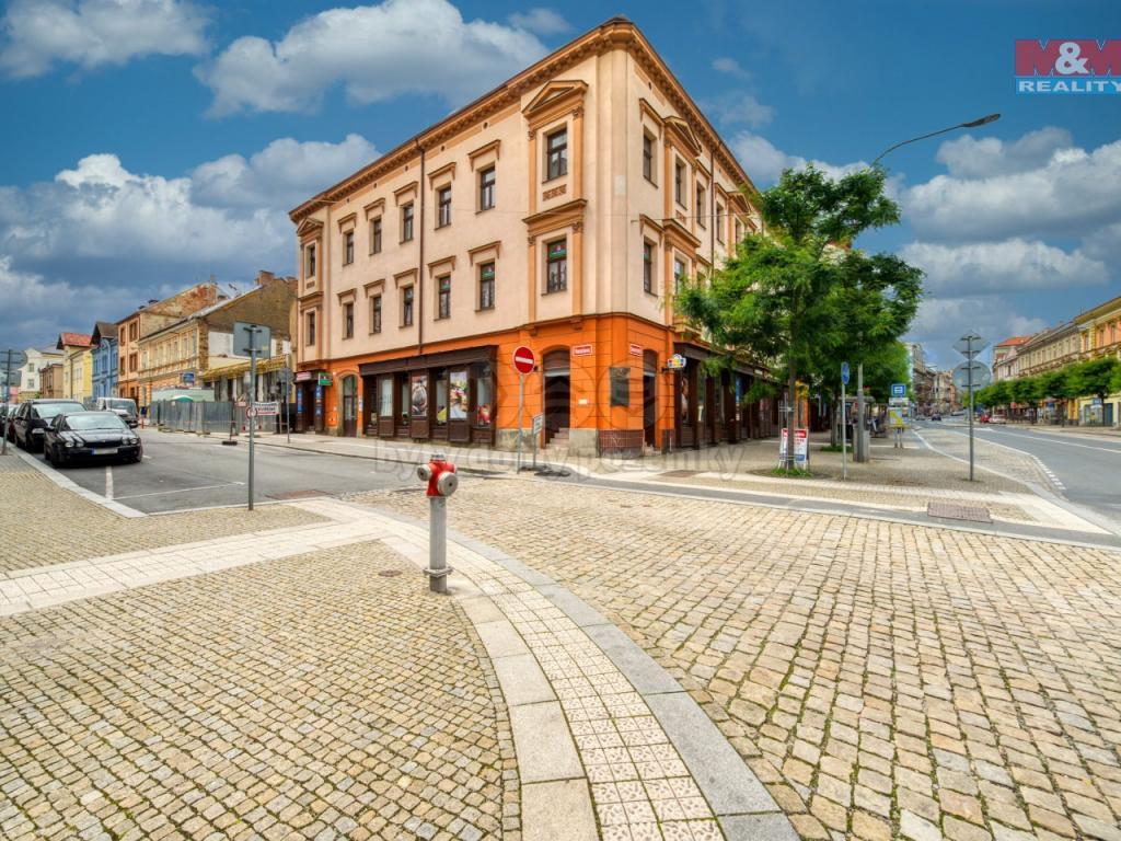 Pronájem 1+1, Plzeň - Resslova, 10000 Kč, 47 m2