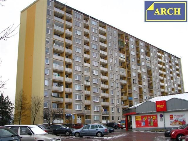 Pronájem 1+1, Liberec - Dobiášova, 8800 Kč, 35 m2