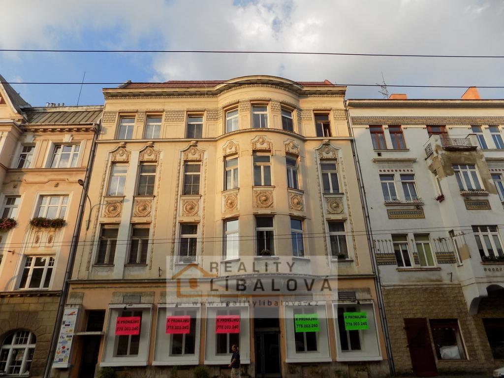 Pronájem 4+1, Ústí nad Labem - Masarykova, 13000 Kč, 97 m2