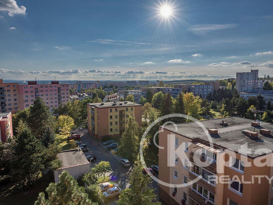 Pronájem 2+1, Plzeň - Sokolovská, 10900 Kč, 60 m2