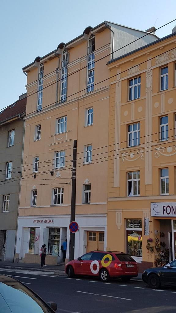 Spolubydelní 1 lůžko, Ústí nad Labem - Masarykova, 3500 Kč, 100 m2