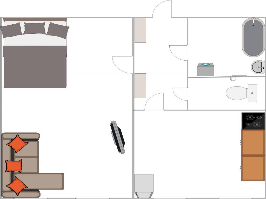 Pronájem 1+1, Ústí nad Labem - Masarykova, 3600 Kč, 42 m2