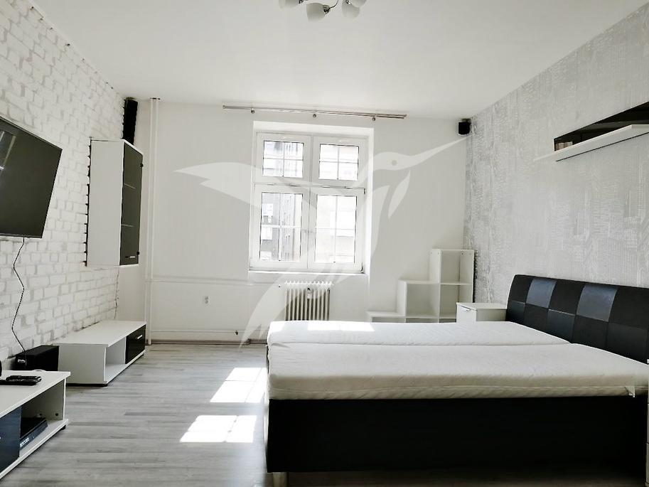 Pronájem 1+1, Plzeň - Guldenerova, 8500 Kč, 46 m2