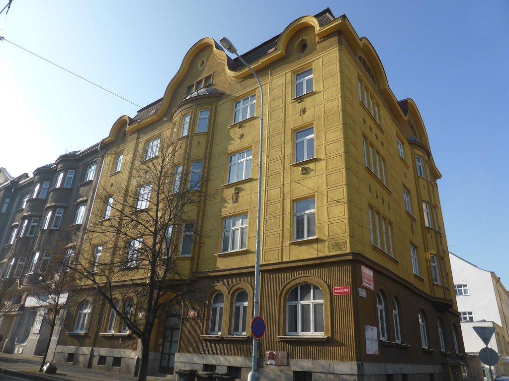Pronájem 3+1, Plzeň - Klatovská třída, 9600 Kč, 80