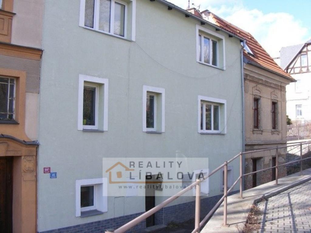 Pronájem dům, Ústí nad Labem - Králova výšina, 15000 Kč, 84 m2