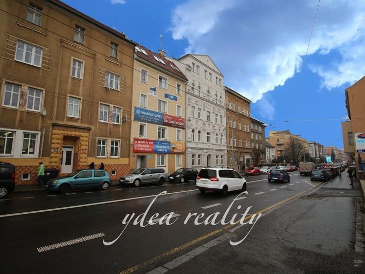 Pronájem 2+1, Ústí nad Labem - Masarykova, 10000 Kč, 56 m2