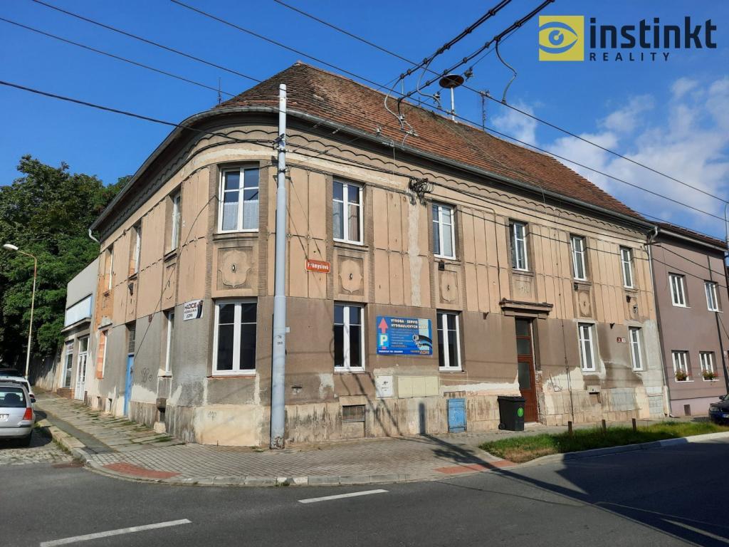 Pronájem 1+1, Plzeň - Průmyslová, 9500 Kč, 37 m2