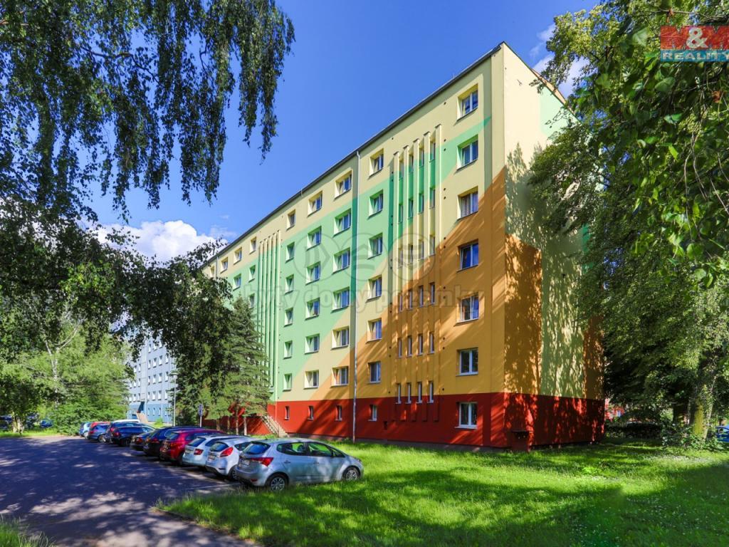 Pronájem 3+1, Karlovy Vary - Brigádníků, 15000 Kč,