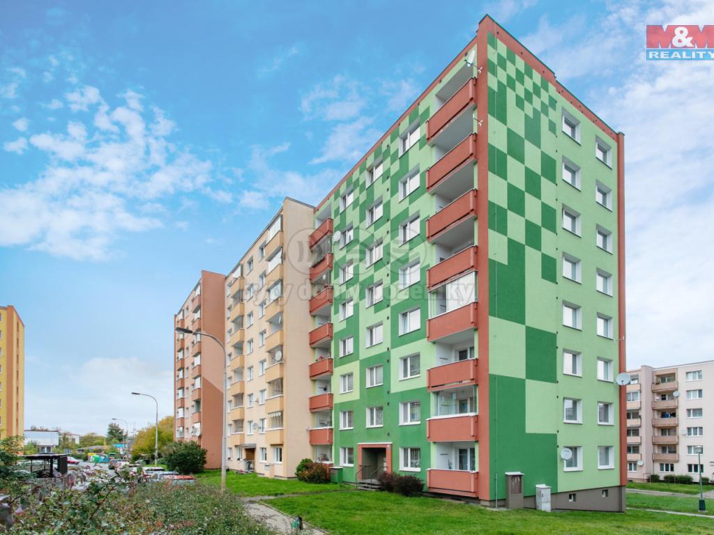 Pronájem 2+1, Karlovy Vary - Úvalská, 11500 Kč, 63