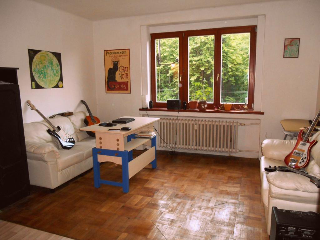 Pronájem 2+kk, Ústí nad Labem - Důlce, 4562 Kč, 47 m2