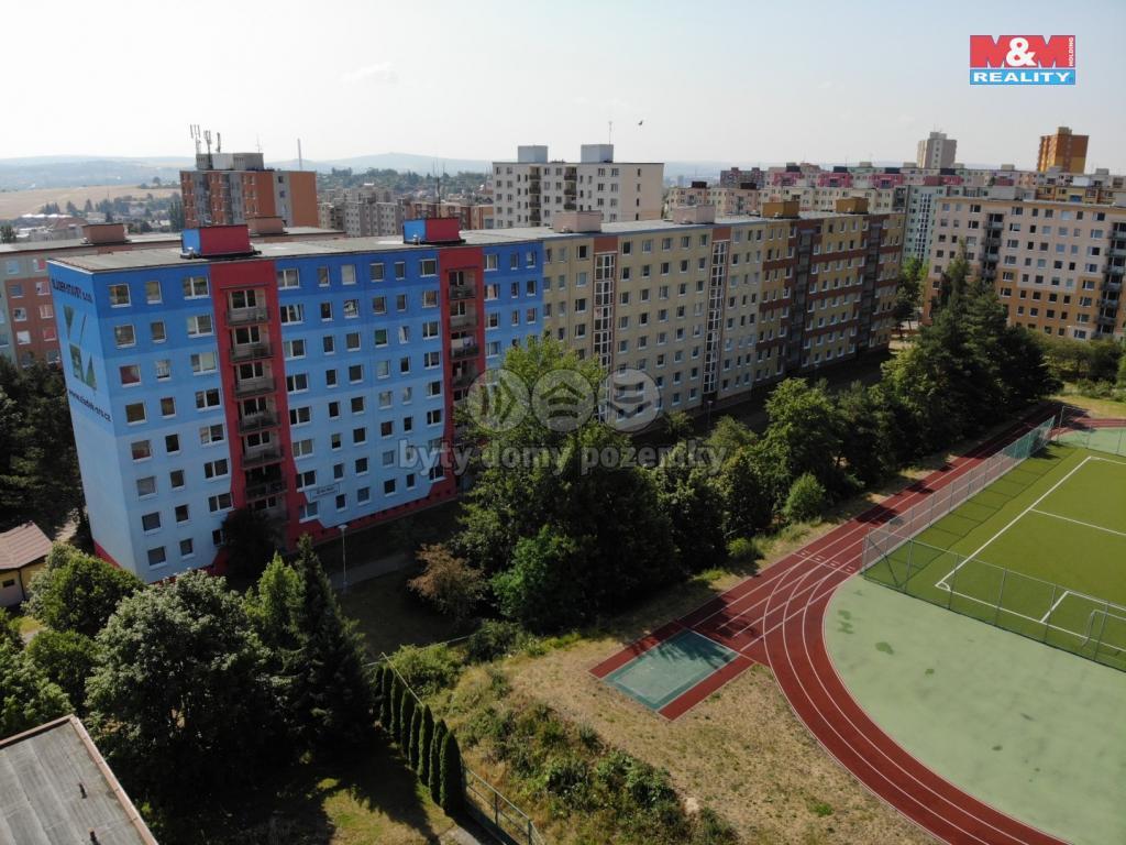 Pronájem 1+1, Plzeň - Kaznějovská, 8500 Kč, 42 m2