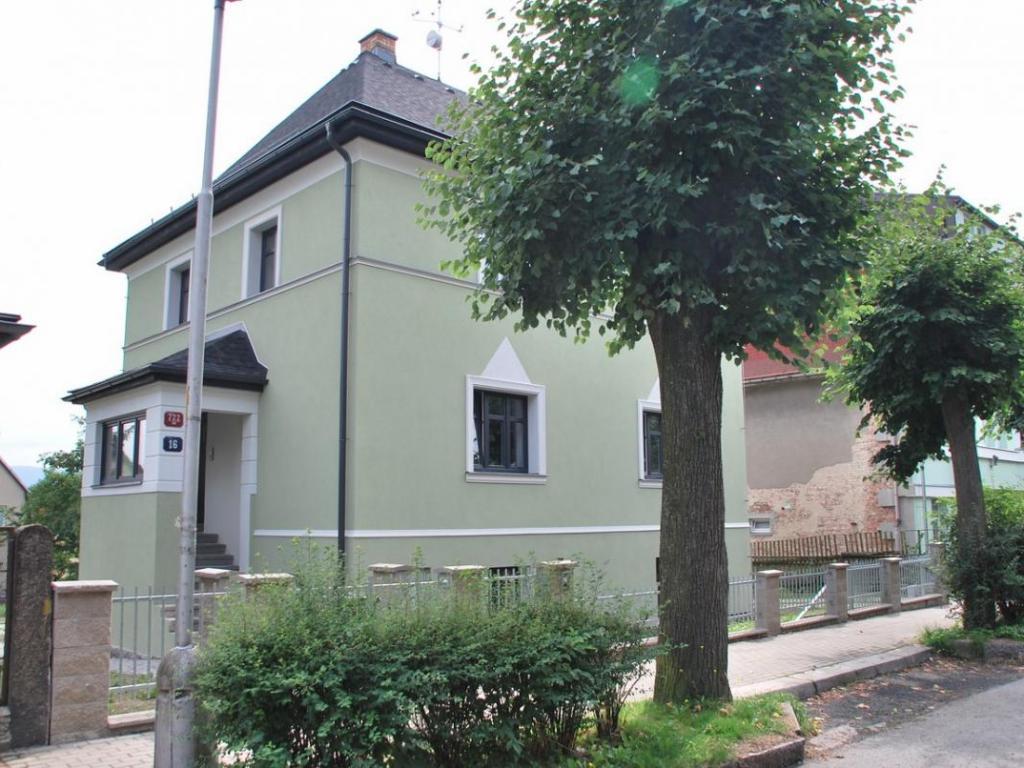 Pronájem 1+1, Liberec - Na bojišti, 7000 Kč, 40 m2