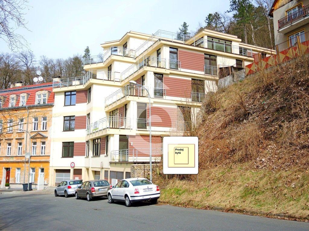 Pronájem 2+kk, Karlovy Vary - Pražská silnice, 16200 Kč, 1 m2