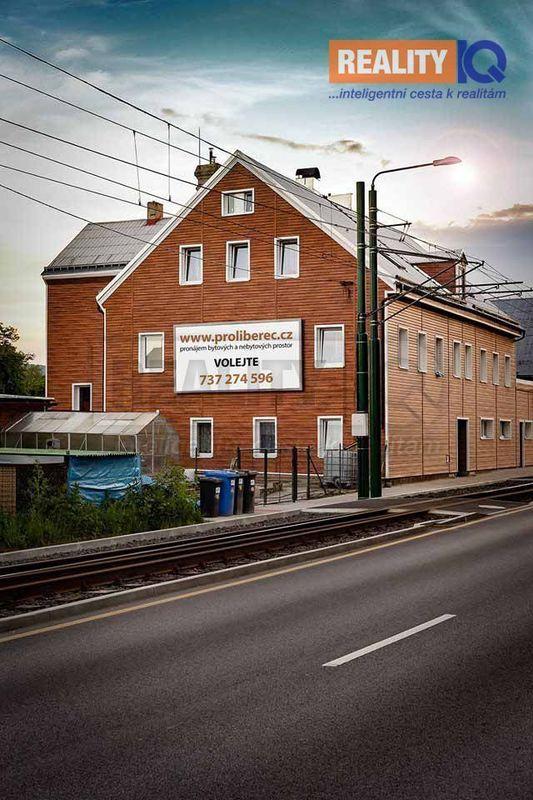 Pronájem 1+1, Liberec - Na břehu, 6000 Kč, 45 m2