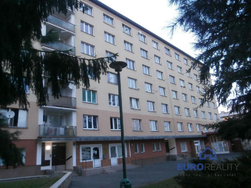 Pronájem garsonka, Karlovy Vary - Fibichova, 5600 Kč, 18 m2