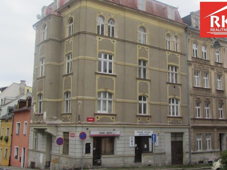 Pronájem 2+1, Karlovy Vary - Hynaisova, 9000 Kč, 4