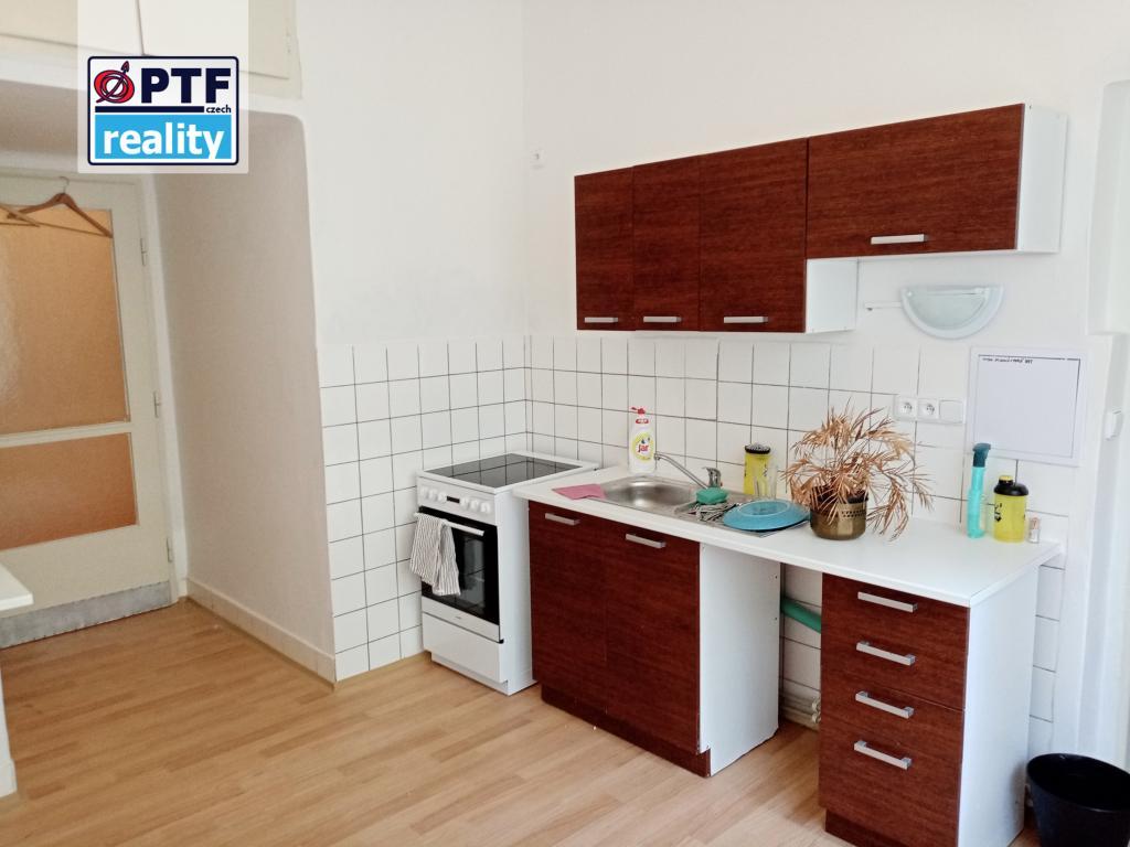 Pronájem 1+1, Plzeň - Goethova, 7000 Kč, 45 m2