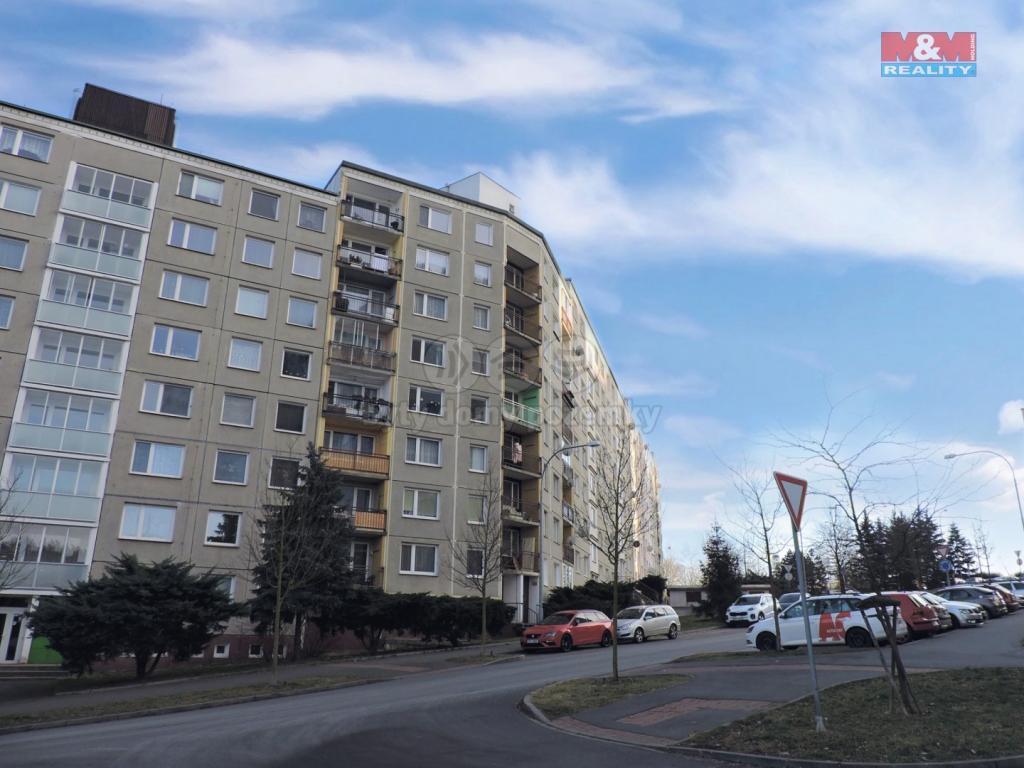 Byt 3+1 na pronájem, Plzeň