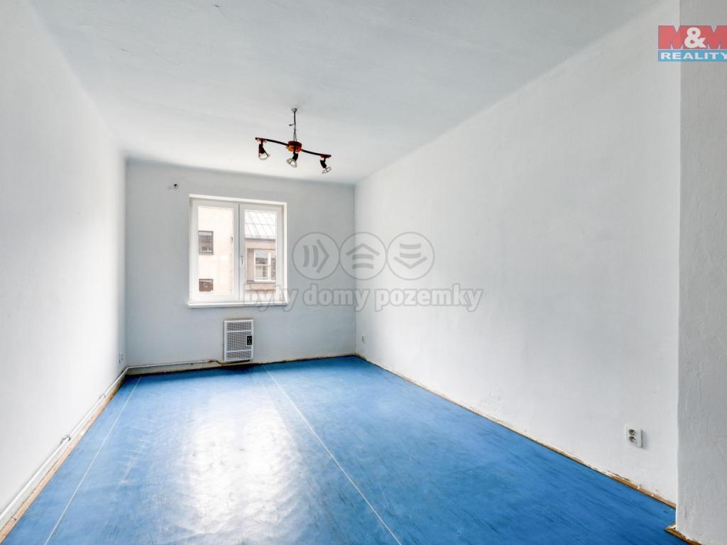 Pronájem 1+1, Plzeň - Sladkovského, 5500 Kč, 39 m2