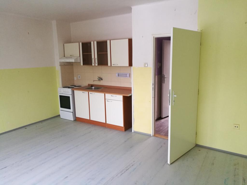 Pronájem 1+kk, Ústí nad Labem - Vojanova, 3200 Kč, 34 m2