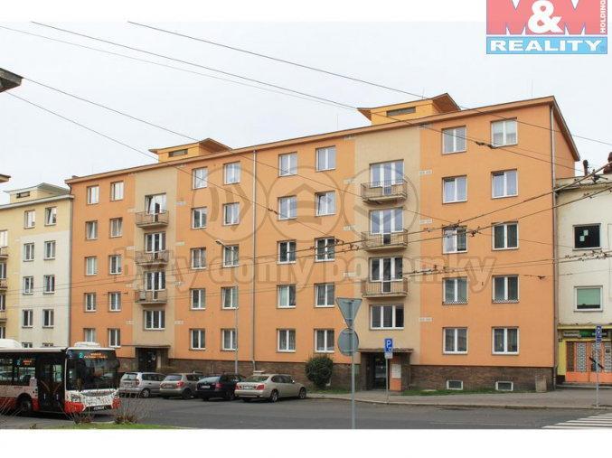 Pronájem 2+1, Ústí nad Labem - Velká hradební, 8100 Kč, 55 m2