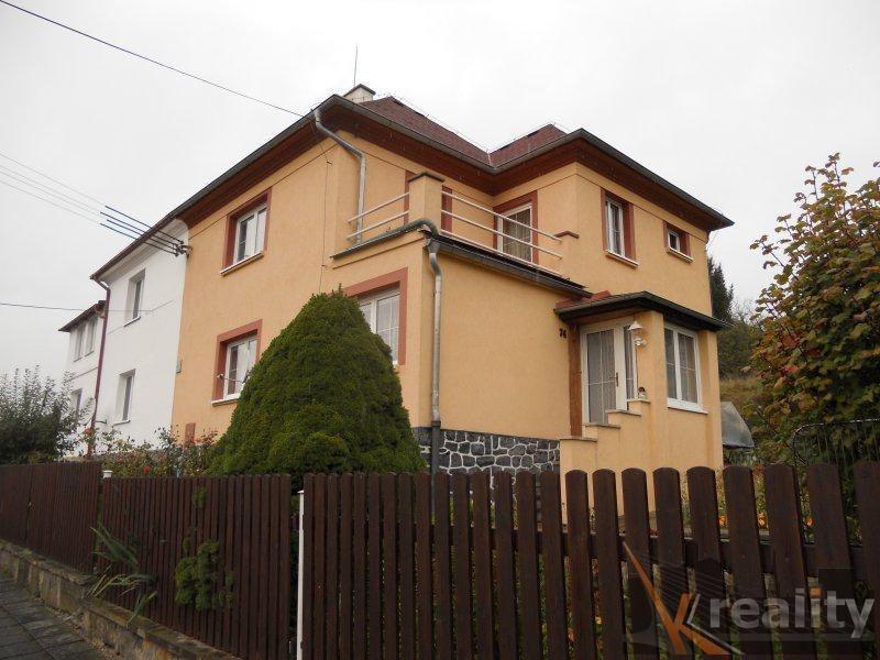 Pronájem dům, Povrly - Na vyhlídce, 13500 Kč, 300 m2