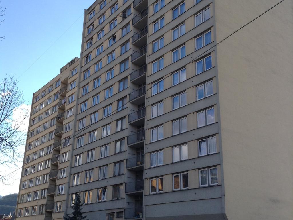 Pronájem 1+kk, Ústí nad Labem - Masarykova, 2893 Kč, 27 m2