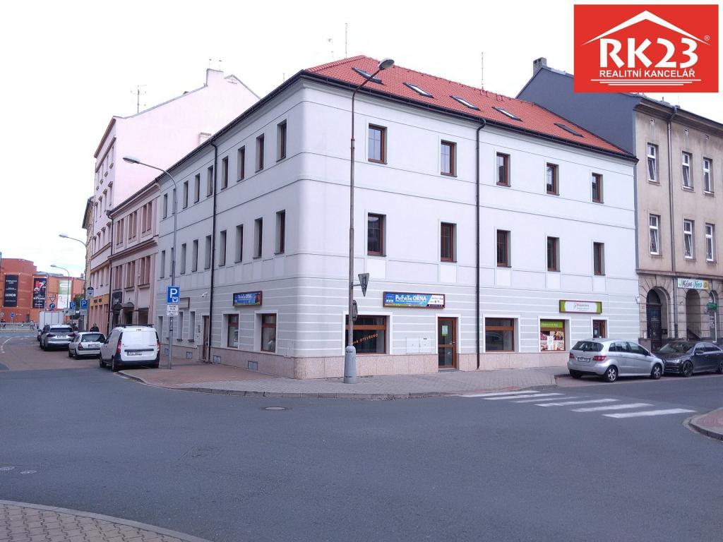 Pronájem 1+1, Plzeň - Kollárova, 11500 Kč, 51 m2