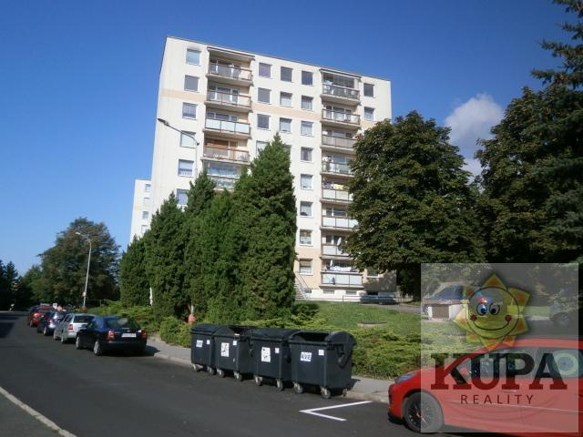 Pronájem 1+kk, Ústí nad Labem - Obvodová, 5000 Kč, 30 m2
