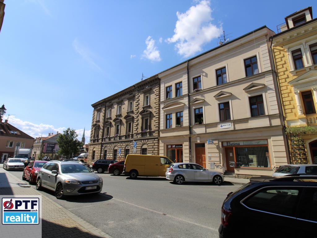 Pronájem 1+1, Plzeň - Na Roudné, 7500 Kč, 45 m2