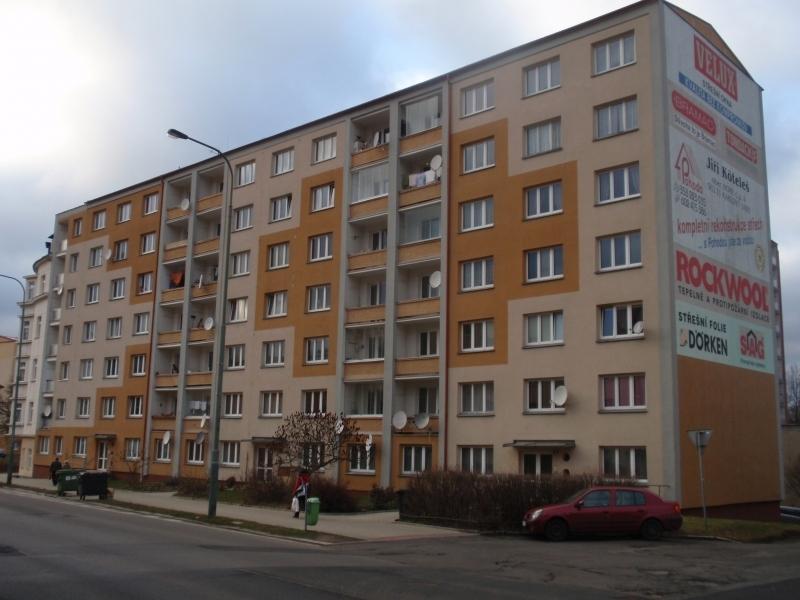 Pronájem 1+kk, Karlovy Vary - Moskevská, 3000 Kč, 31 m2