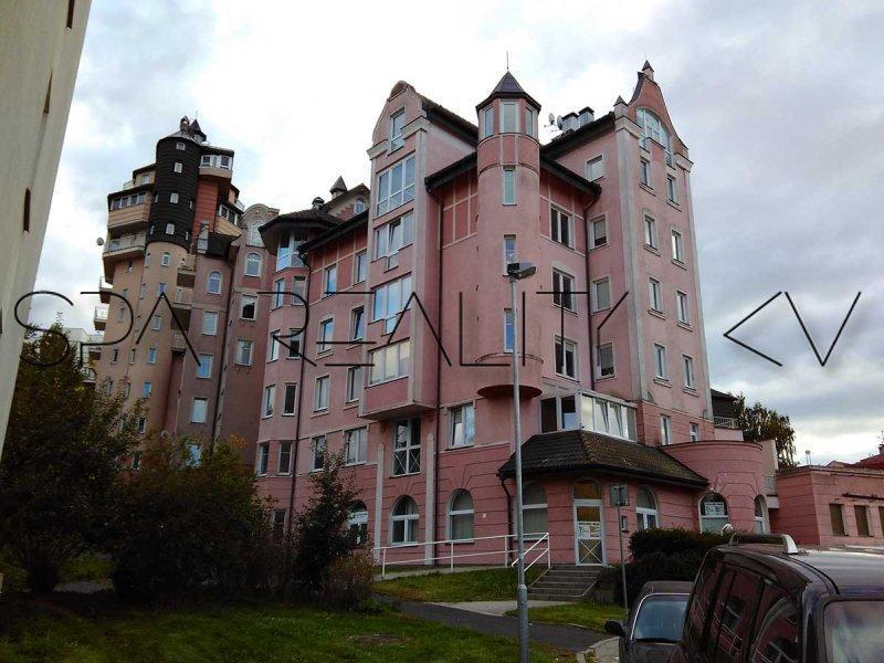 Pronájem 3+1, Karlovy Vary - Blahoslavova, 10500 Kč, 127 m2