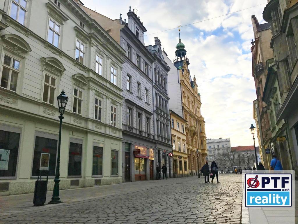 Pronájem 3+1, Plzeň - Riegrova, 9500 Kč, 93 m2