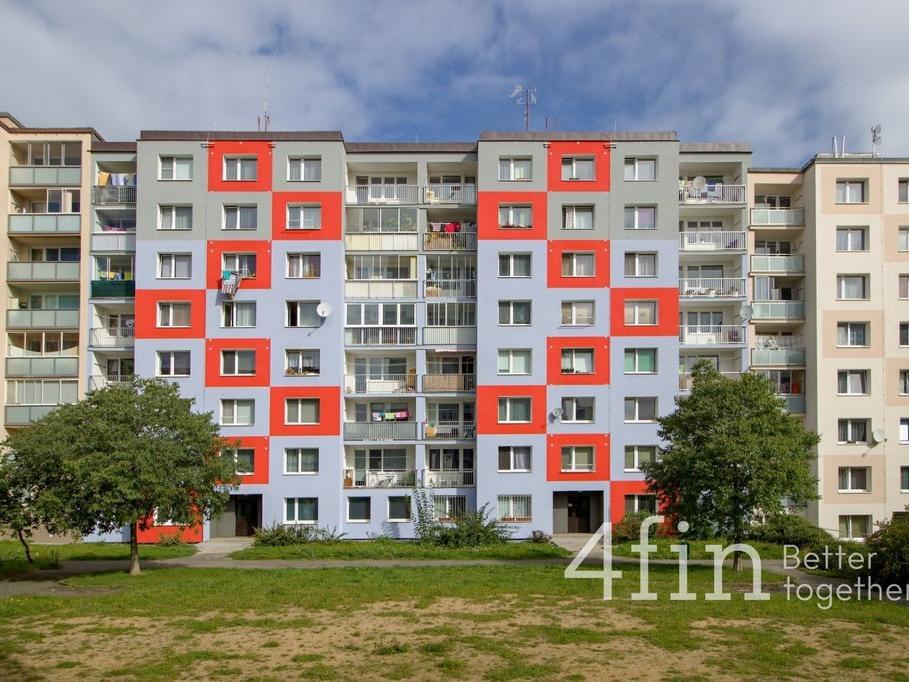Pronájem 1+1, Plzeň - Brněnská, 7200 Kč, 41 m2