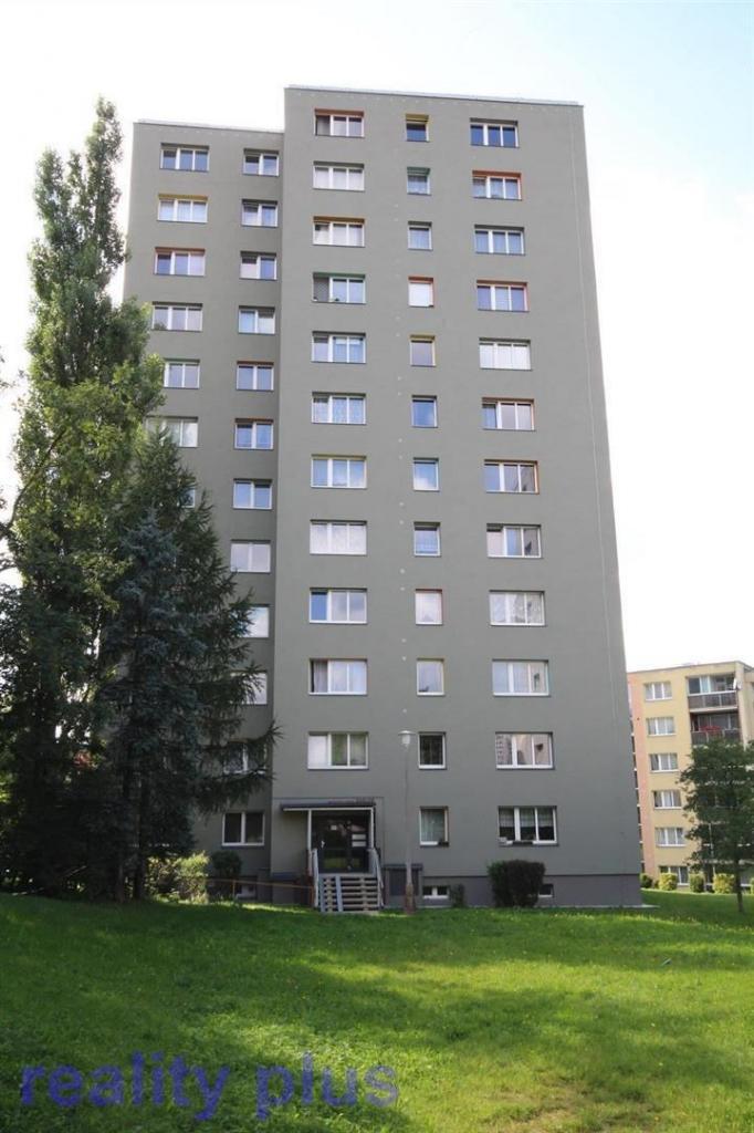 Pronájem 3+1, Liberec - Borový vrch, 12490 Kč, 60