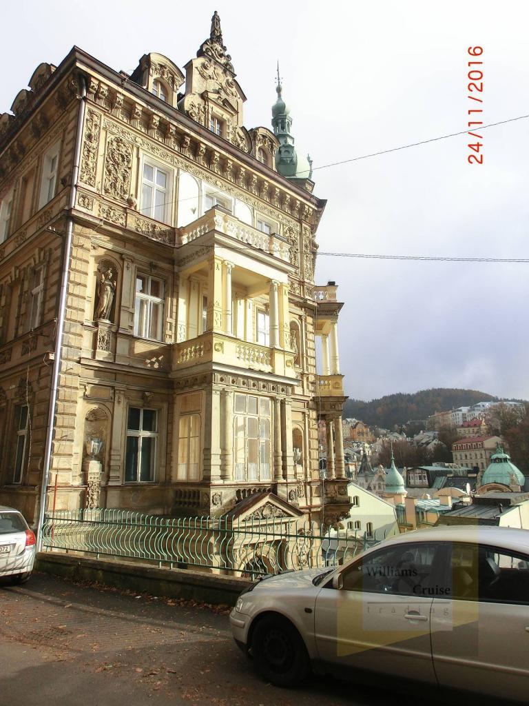 Pronájem 2+1, Karlovy Vary - Pod Jelením skokem, 10500 Kč, 70 m2