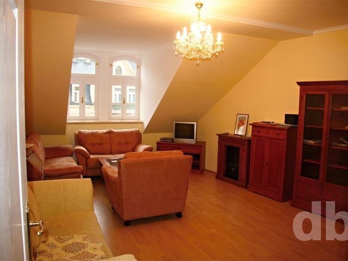 Pronájem 3+1, Karlovy Vary - Sadová, 12800 Kč, 100 m2
